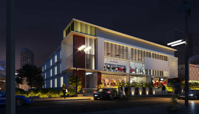 COMMERCIAL COMPLEX –WEST HILL,WESTHILL ,CALICUT,KERALA
